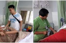 9 Momen jelang Paula melahirkan, Baim Wong jadi suami siaga