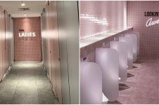 Viral toilet mal mewah & canggih, 8 potretnya bikin melongo