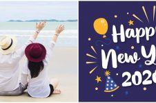 30 Kata-kata ucapan tahun baru untuk pacar, keren & berkesan