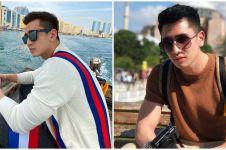6 Momen seru Verrell Bramasta liburan di Dubai, uji adrenalin