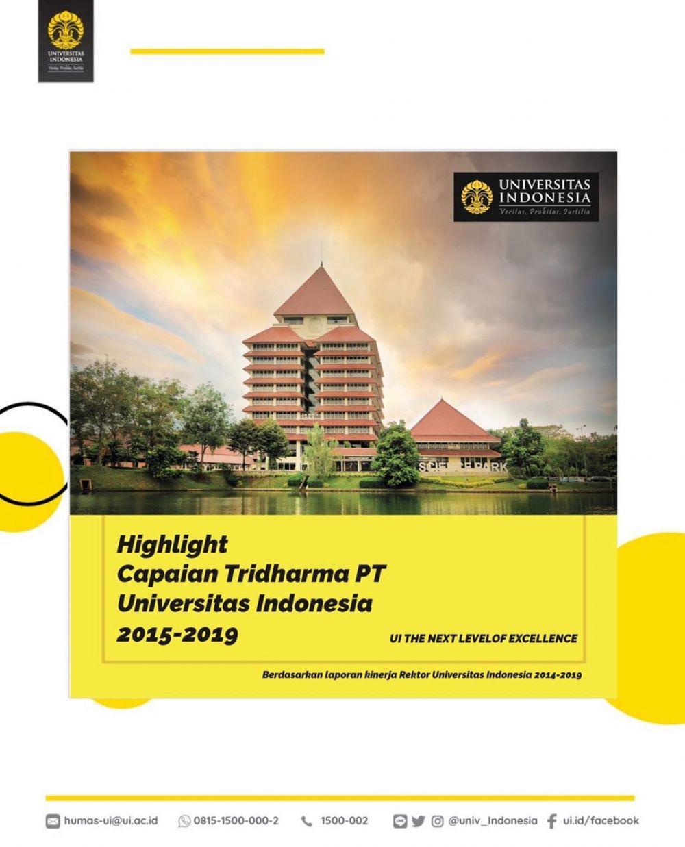 universitas terbaik istimewa