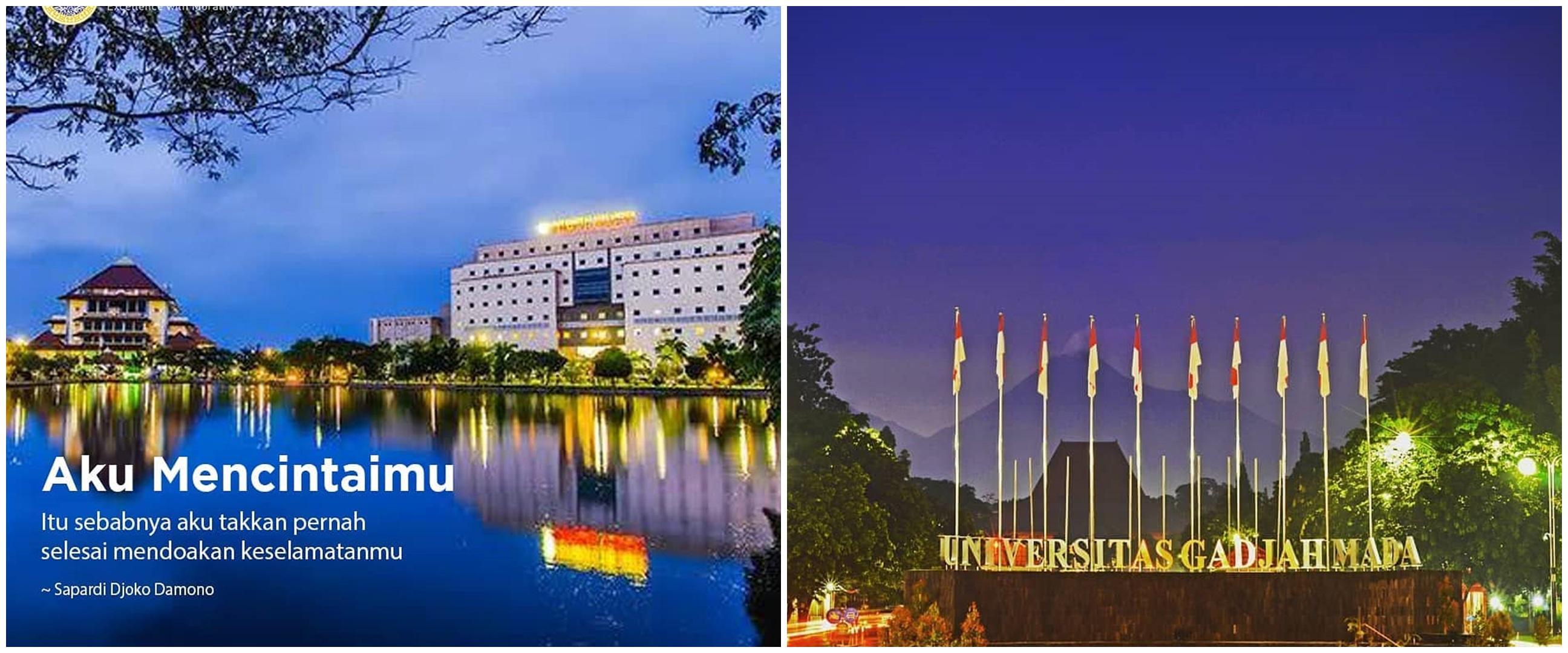 8 Universitas negeri di Indonesia peringkat 1.000 terbaik dunia