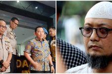 Kronologi penangkapan 2 polisi aktif penyerang Novel Baswedan