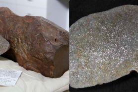 Pria ini simpan batu tahunan, berharap emas ternyata lebih berharga