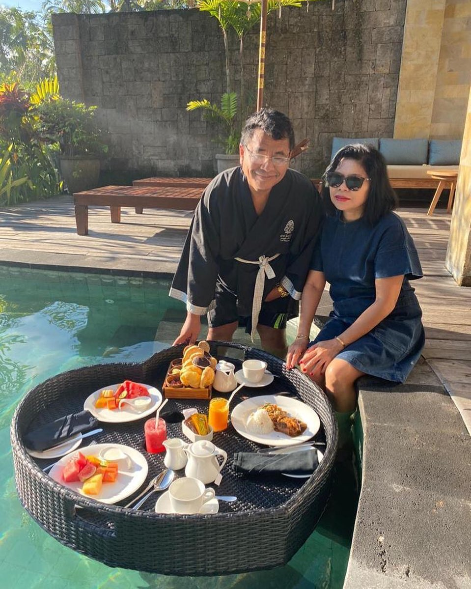 seleb liburan di Bali © 2019 brilio.net