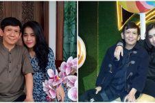 Sah, komedian Ginanjar resmi menikah dengan Tiara Amalia