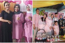 9 Momen seru pesta ulang tahun Bilqis anak Ayu Ting Ting ke-6