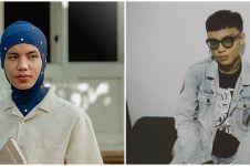 9 Pesona Elang Gibran, sosok di balik pemeran asli Habibie muda