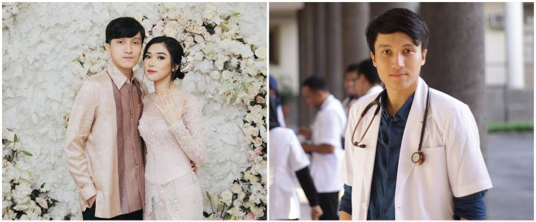 7 Fakta Rayhan Maditra, dokter muda calon suami Isyana Sarasvati