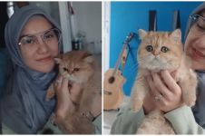 Ammar Zoni dan Irish Bella beli kucing  dari Rusia seharga motor