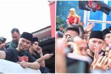7 Momen Ahmad Dhani bebas penjara, diarak pakai truk Unimog