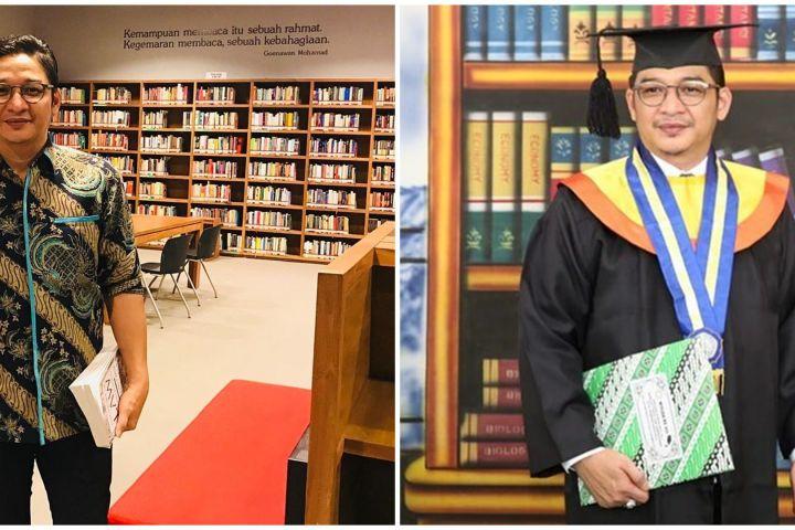 Potret 7 seleb raih gelar sarjana pada 2019, terbaru Pasha Ungu