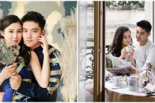 12 Gaya prewedding Boy William dan Karen, kasual sampai elegan