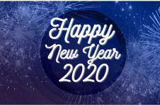 70 Kata-kata ucapan dan harapan Tahun Baru 2020, penuh makna