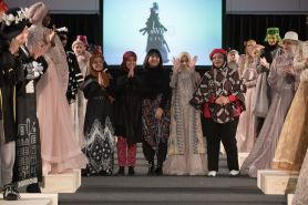 Potret 3 desainer Indonesia di Amsterdam Modest Fashion Week