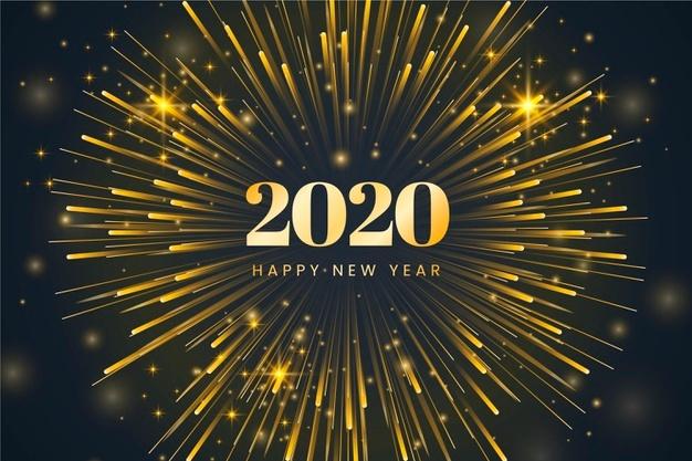 40 Kata Kata Ucapan Tahun Baru 2020 Lucu Keren Dan Berkesan