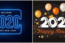 40 Kata-kata ucapan Tahun Baru 2020 lucu, keren dan berkesan