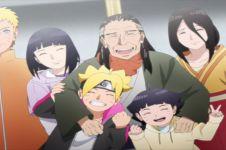 5 Perubahan Hyuga Hiashi di anime Boruto, jadi kakek idaman