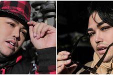 10 Momen pemotretan Ivan Gunawan di Eropa, aksinya bak model dunia