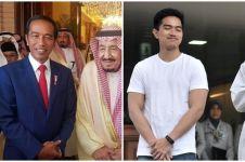 5 Momen Kaesang dampingi Jokowi bekerja, gayanya jadi sorotan