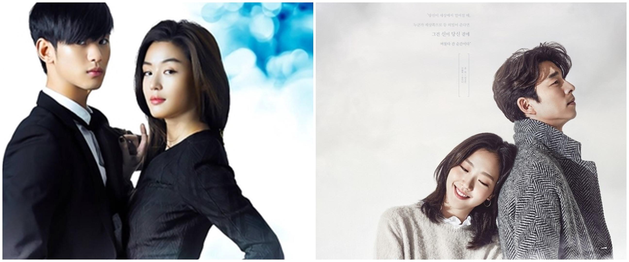 15 Drama Korea fantasi terpopuler sepanjang masa, menarik ditonton