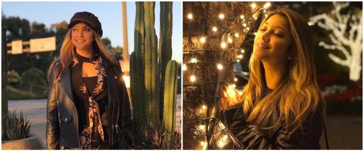 7 Potret terbaru Sarah Azhari, bukti cantiknya tak pernah pudar