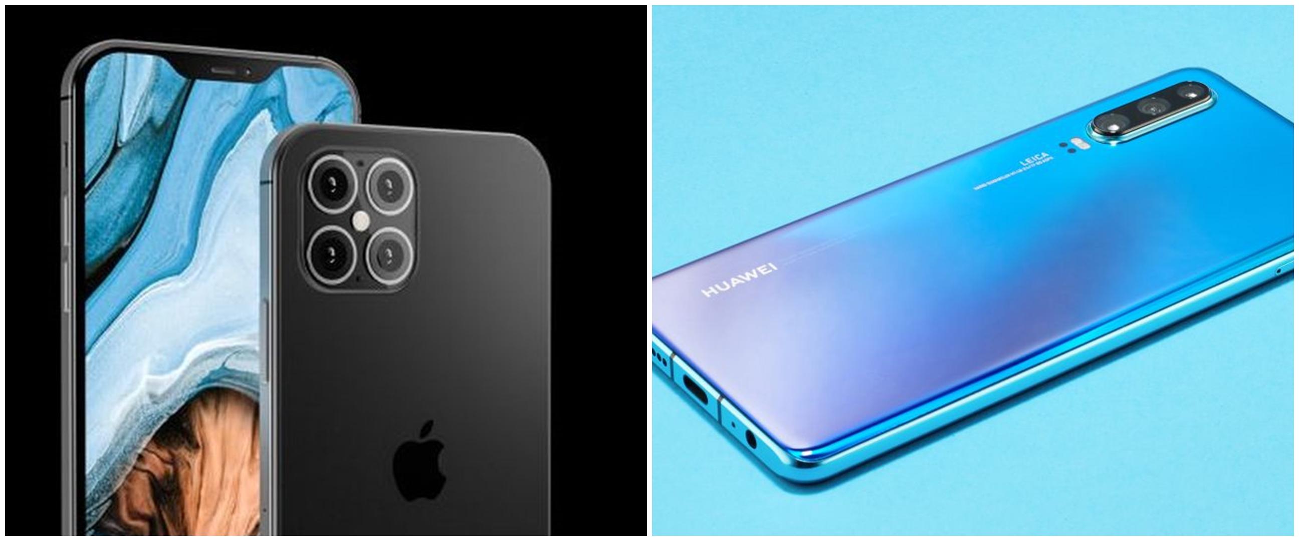 8 Smartphone terbaik hadir di 2020, ada iPhone 12 berkamera 4