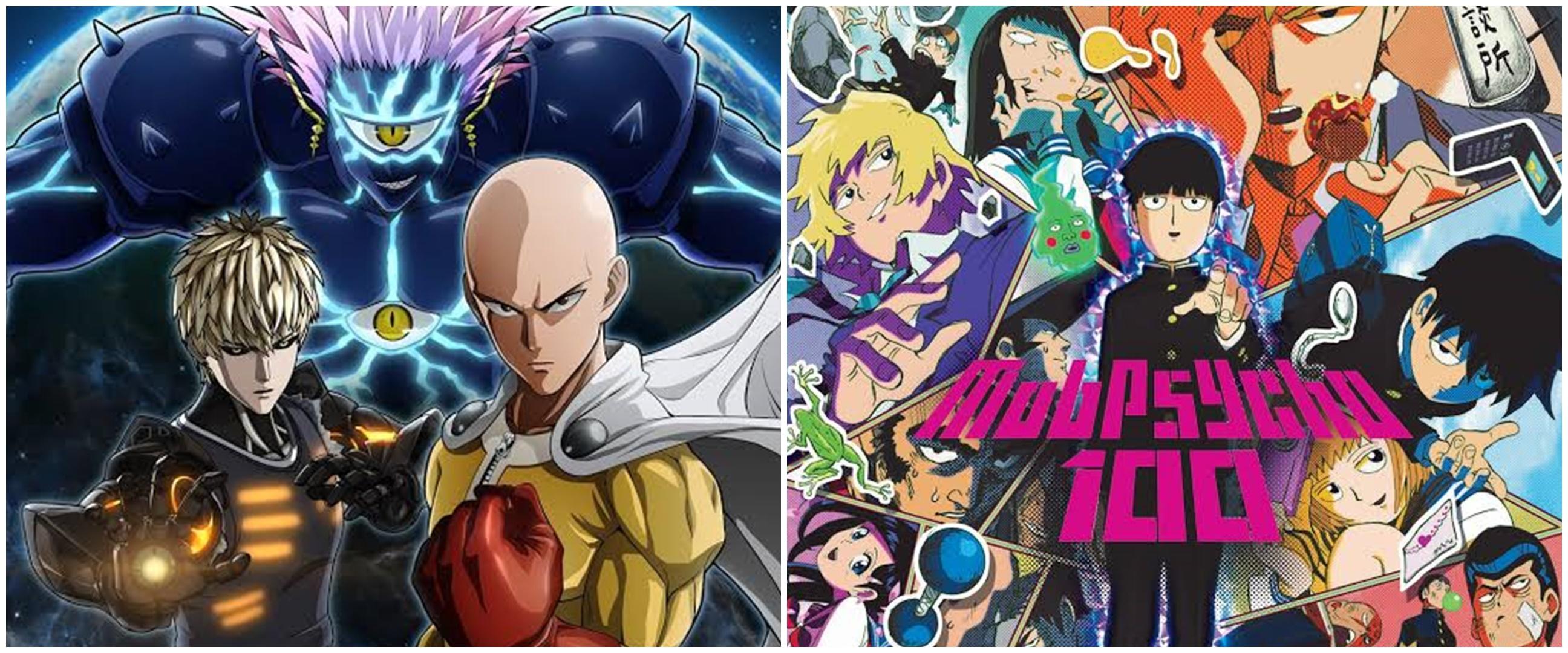 10 Anime action comedy terbaik, ada favoritmu?