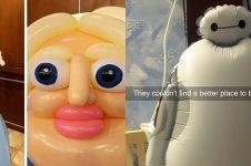 8 Desain mainan berbahan balon ini bikin gagal paham