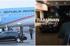 4 Cerita sopir RI 1 selama bawa Presiden Jokowi, jalani tes berat