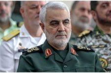 5 Fakta jenderal Iran tewas diroket AS, Perang Dunia Ke-3 trending