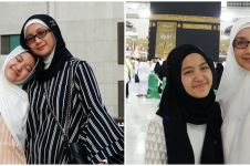 7 Potret Nasywa Nathania anak Desy Ratnasari dalam balutan hijab