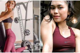 10 Momen Elisabeth Novia istri Kim Kurniawan olahraga, body goals