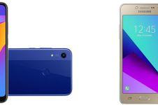8 Smartphone dengan harga Rp 1 jutaan ini cocok untuk HP cadangan