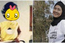 8 Potret lawas Ria Irawan, cantik sejak kecil