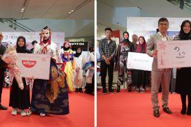 Salut, SMK NU Banat Kudus boyong empat juara diajang fashion bergengsi