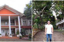 13 Potret rumah merah tempat syuting FTV Indonesia, ikonik