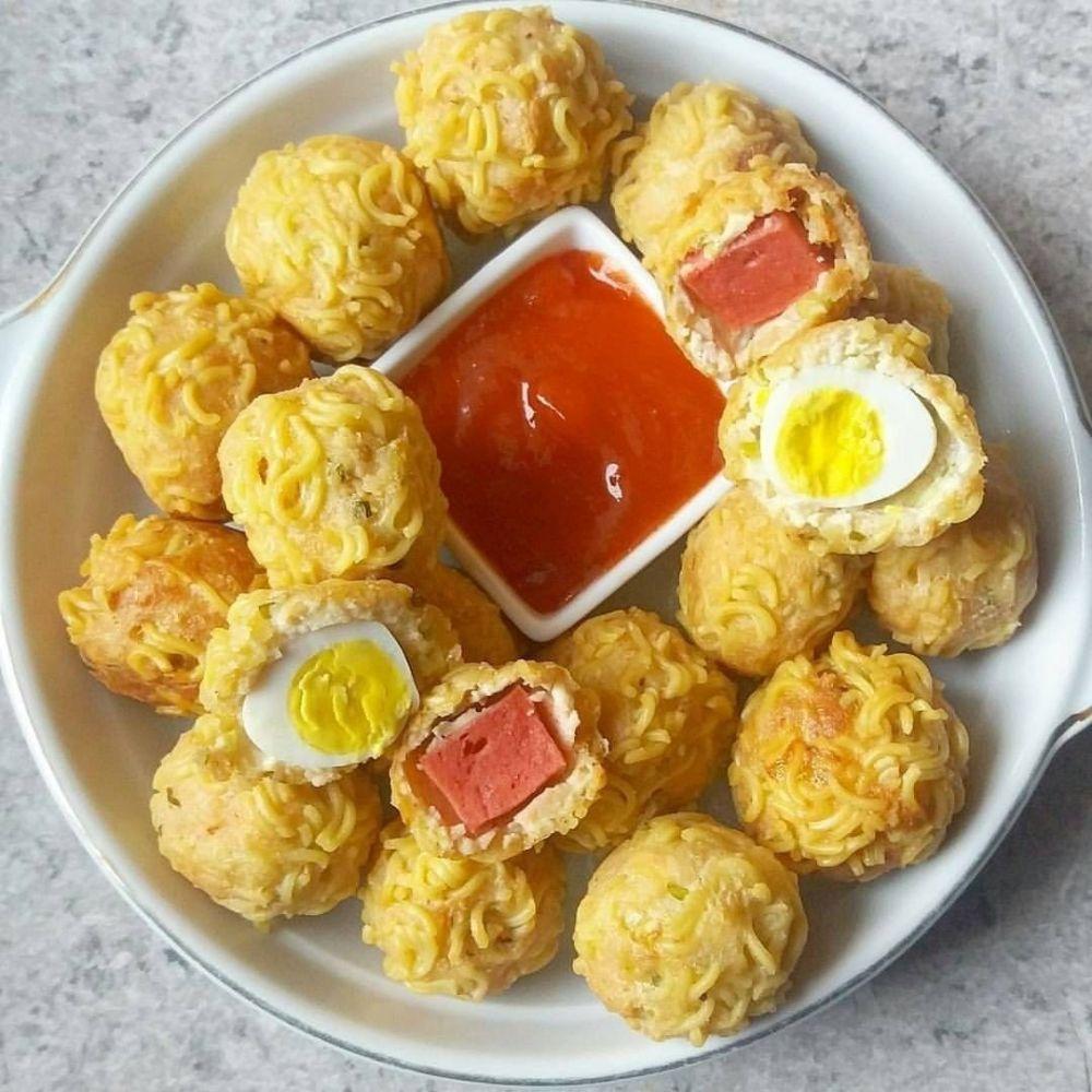 Resep olahan telur sederhana Instagram