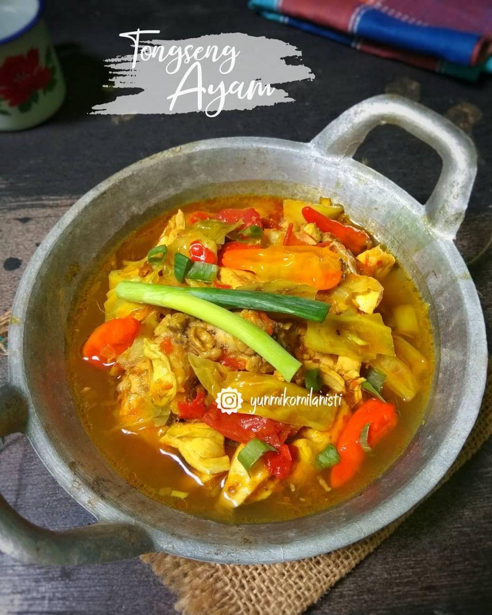 13 Resep makanan berkuah Instagram/@guniezzt  @dapurpenuhcinta
