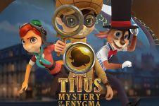 5 Fakta menarik animasi Titus, film karya anak bangsa