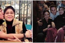 5 Potret hangat Vino G Bastian & ibu semasa hidup, penuh kenangan