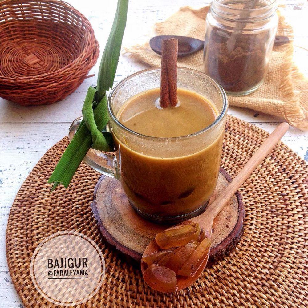 11 Resep minuman hangat tradisional Instagram/@asti_recipediary   @faraleyama