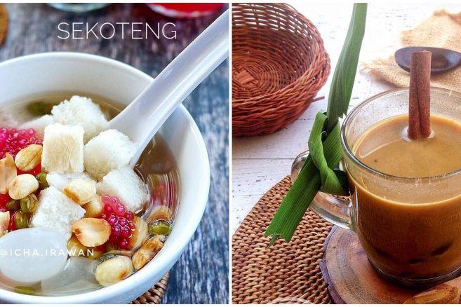 11 Resep minuman hangat tradisional, cocok saat musim hujan