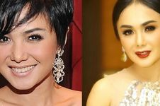 Beda penampilan 5 penyanyi solo wanita dalam satu dekade, manglingi