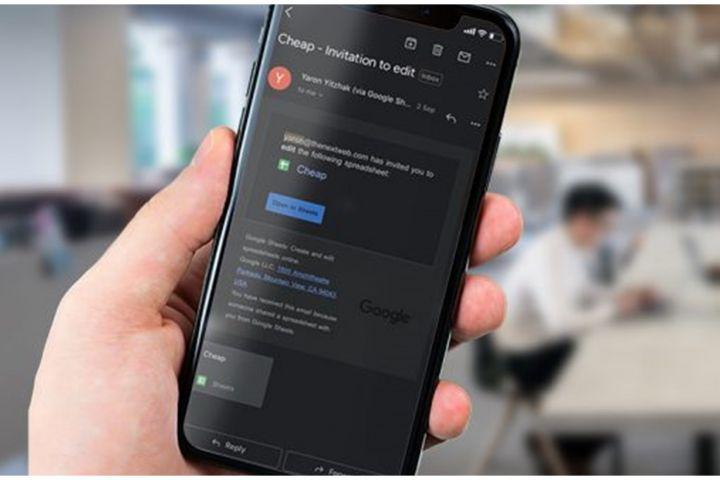 Cara aktifkan dark mode di Gmail, akun jadi makin keren