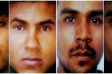 4 Terpidana kasus pemerkosaan Nirbhaya digantung 22 Januari