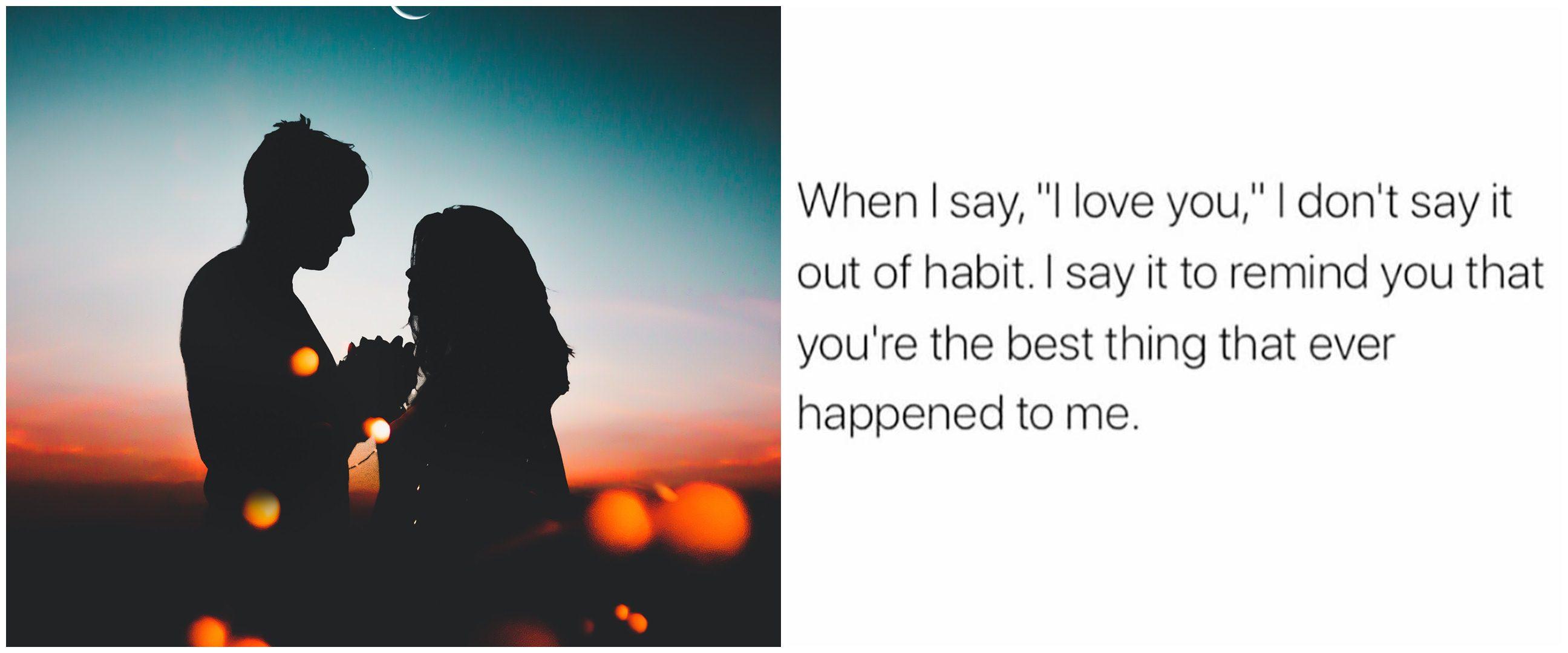 60 Kata-kata cinta bahasa Inggris romantis & menyentuh hati