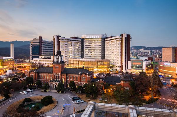 Universitas artis Korea Selatan © 2020 istmewa