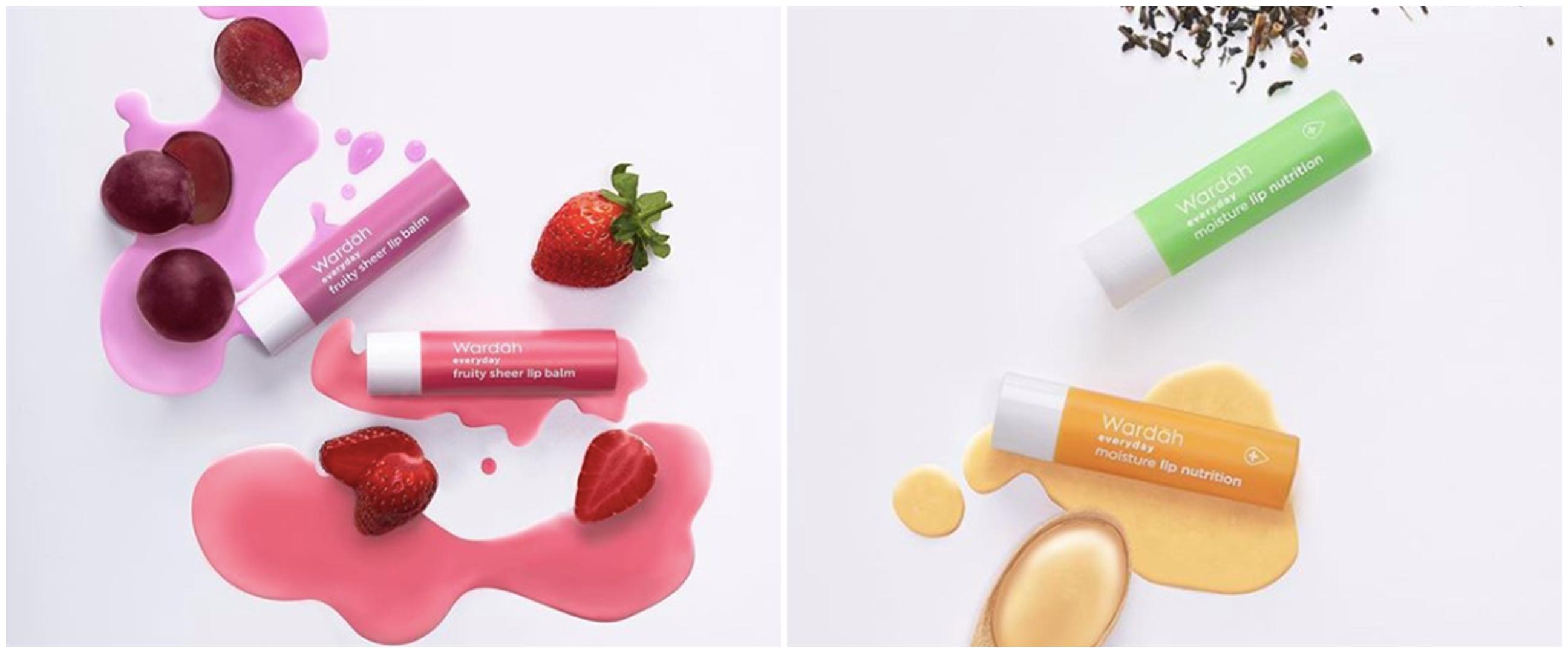 8 Rekomendasi lip balm di bawah Rp 50.000, cegah bibir kering