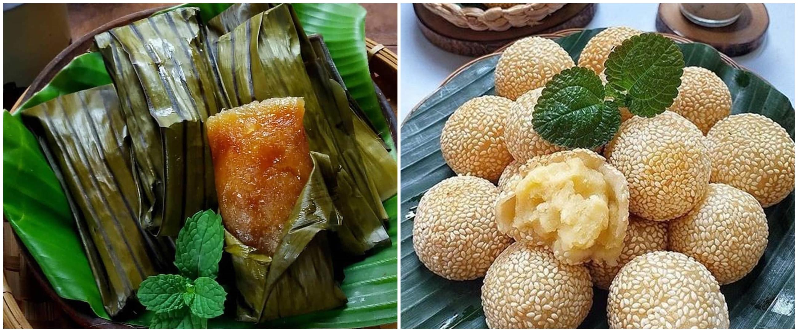 15 Resep kue basah tradisonal yang terkenal, mudah dan praktis